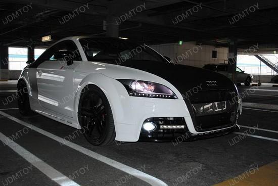 Audi - TT - S - LED - DRLS - Hella - LEDayline - lights - 3